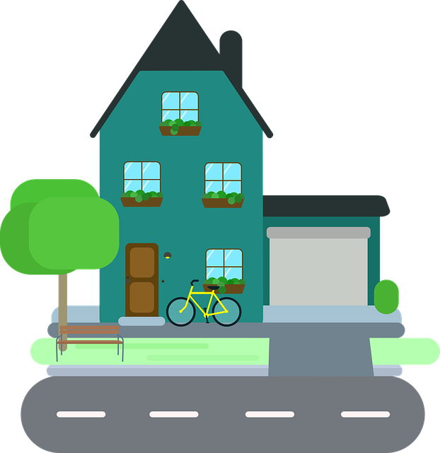 Crtež kuće