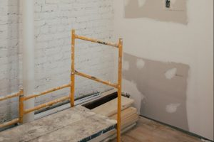 Stan u toku renoviranja